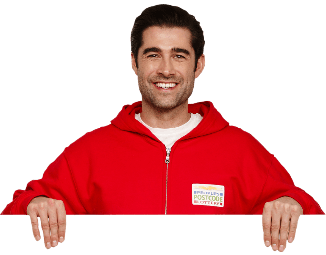 Matt Johnson, People's Postcode Lottery Ambassador