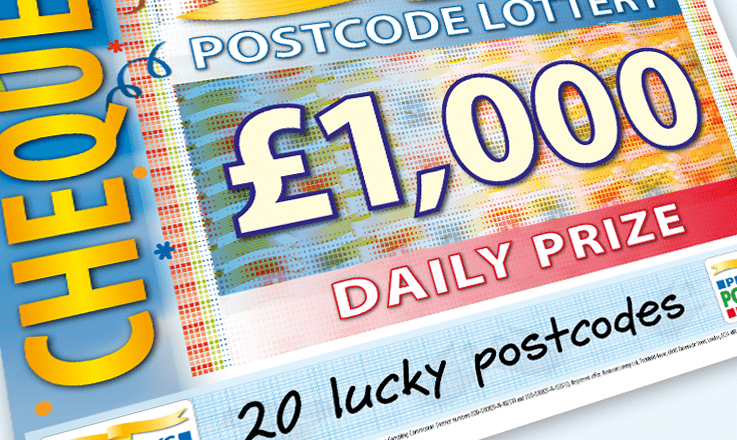 Lottery Draw Results | People's Postcode Lottery